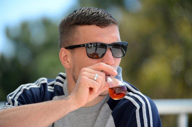 Medipol Başakşehir Fenerbahçe Galatasaray Lukas Podolski Volkan Demirel