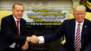 Cumhurbaşkanı Erdoğan'dan Washington'da önemli açıklamalar