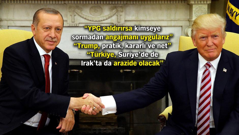 Cumhurbaşkanı Recep Tayyip Erdoğan Washington ABD