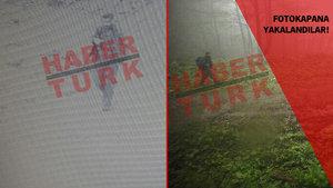 Maçka'da uzman çavuşu şehit eden o teröristler fotokapana yakalandı