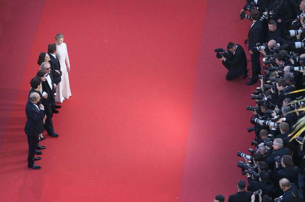 Cannes Film Festivali'ne katılan ünlü isimler ve filmler
