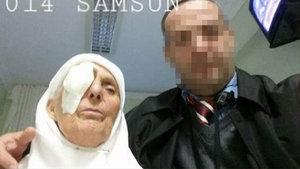 Samsun'da bir kişi annesini boğazını keserek öldürdü