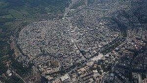 Diyarbakır'daki patlama sesi korkuttu