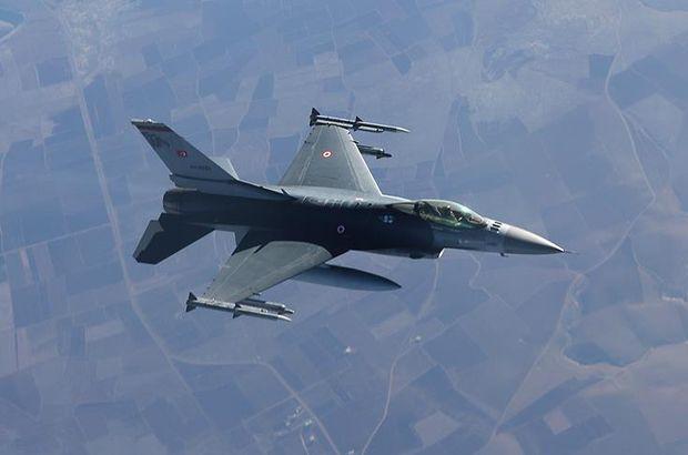 TSK'dan Kuzey Irak'a hava harekatı
