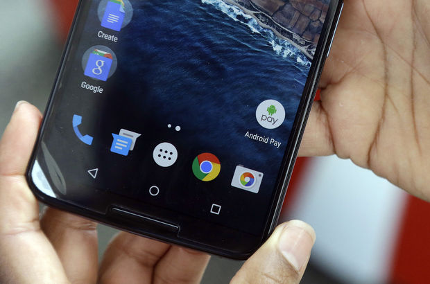 Android kullanıcı sayısı