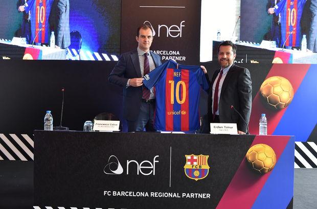 Nef, FC Barcelona