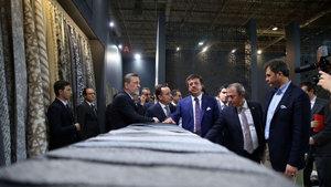Ekonomi Bakanı Zeybekci: Bu yıl ihracatta 155 milyar doların üzerine çıkma yılı olacak