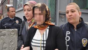 Kars'ta temizlik görevlisini öldüren kadın teslim oldu