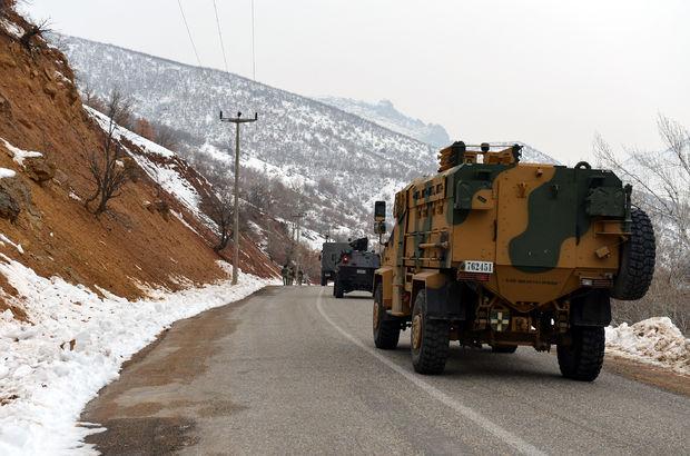 Ağrı'da PKK'ya ağır darbe! Öldürülen 9 teröristten biri...