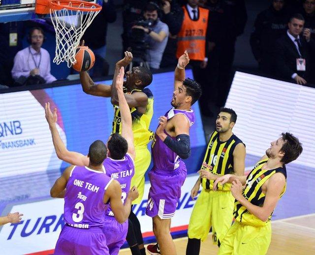 Fenerbahçe Euroleague'de kupayı istiyor