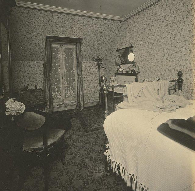 İşte Fransız dedektif Alphonse Bertillon'dan olay yeri fotoğrafçılığın ilk örnekleri