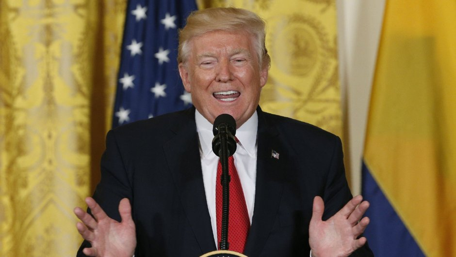 Donald Trump ABD