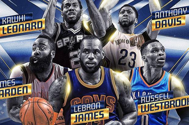 NBA en iyi 5