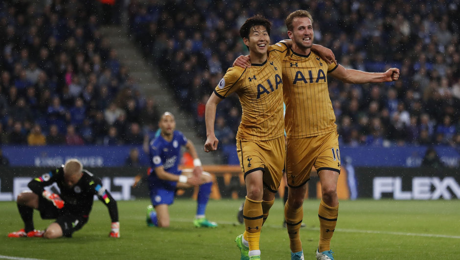 Harry Kane Heung Min Son