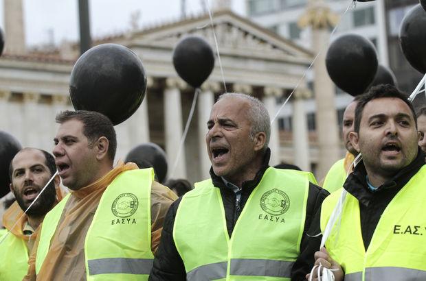 Yunanistan kemerleri sıkacak!