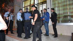 İzmir'de rehine kurtarma operasyonu