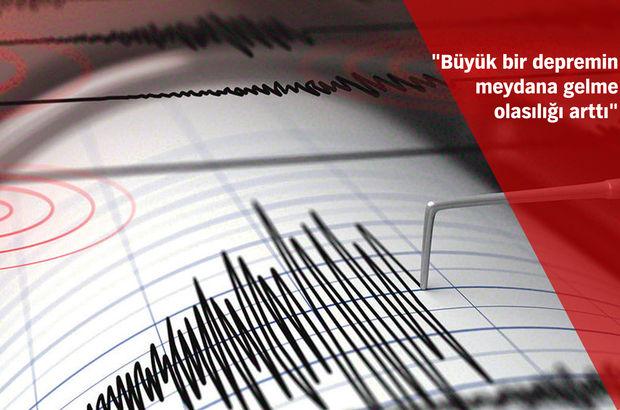 """Alman uzmanlar açıkladı! """"Marmara'da beklenen deprem..."""""""