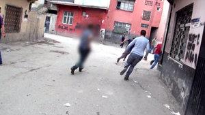 Adana'da torbacılara baskın