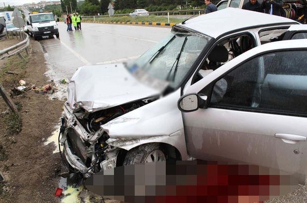 Kahreden kaza! 3 kişi hayatını kaybetti