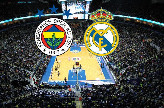 Fenerbahçe - Real Madrid
