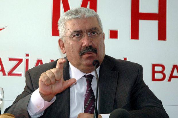MHP'li Yalçın'dan açıklama: MHP'nin bittiğini, biteceğini iddia edenler...