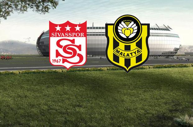Sivasspor - Yeni Malatyaspor