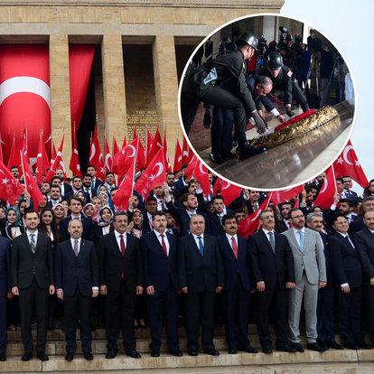 19 Mayıs Atatürk'ü Anma, Gençlik ve Spor Bayramı Mustafa Kemal Atatürk