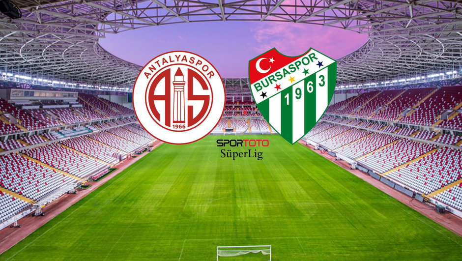 Antalyaspor - Bursaspor