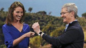 Apple'ın diyabet cihazını Tim Cook test ediyor