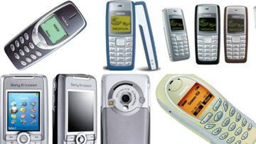 Unutulmaz cep telefonu modelleri