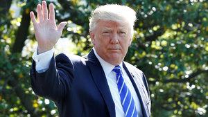 Donald Trump'dan İsrail-Filistin açıklaması