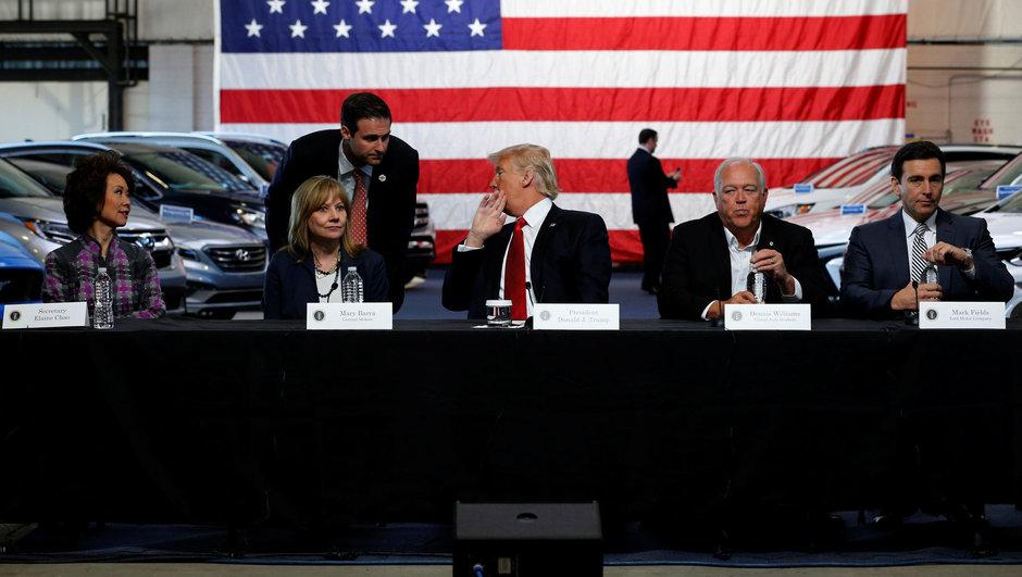 Trump'ın o sözlerinden sonra Ford'dan ABD kararı!