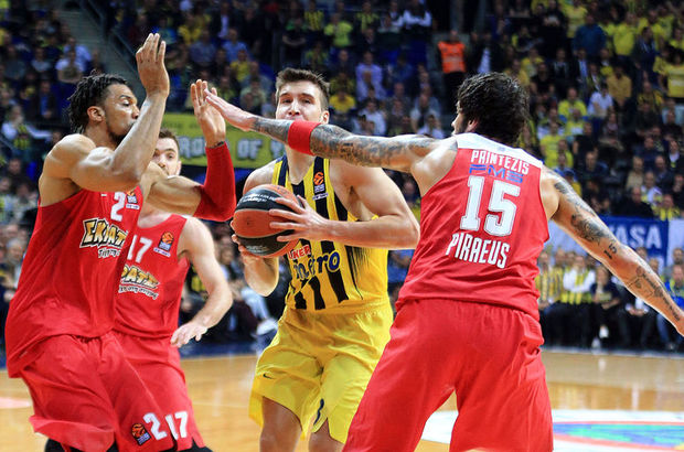 Fenerbahçe - Olympiakos
