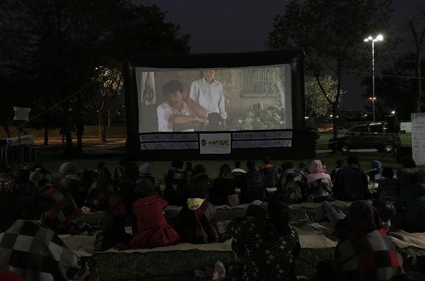 Çocuklara özel açık hava sinemaları başlıyor