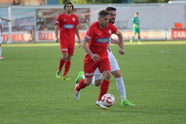 Göztepe ve Boluspor play-off'a yükseldi