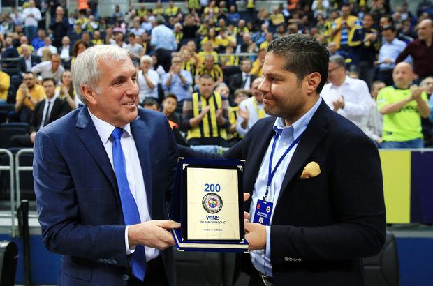 Ozan Balaban Zeljko Obradovic