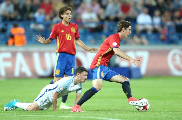 İspanya İngiltere U17