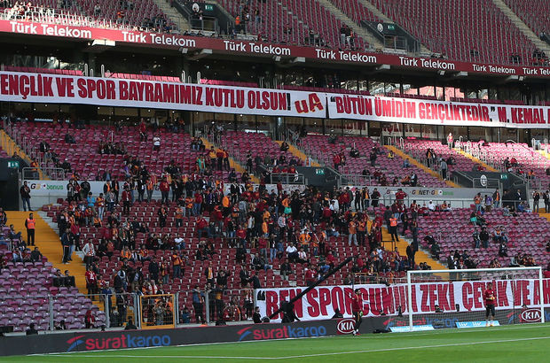 Galatasaray tribün