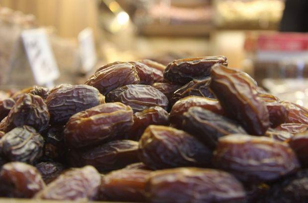 hurma, Ramazan