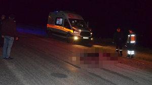 Manisa'da yol kenarında boğazı kesilmiş erkek cesedi bulundu