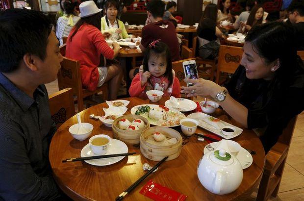 Çinli turist, Çin yemeği, Wanda Realm Bejing Genel Müdürü Fuat Köroğlu