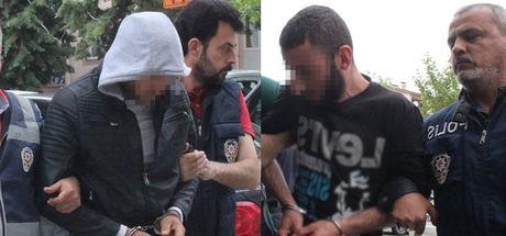Denizli'de iki kız öğrenciye saldıran şahıslar gözaltına alındı