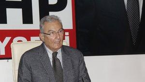 Deniz Baykal: Cumhurbaşkanı adayına millet karar verecek
