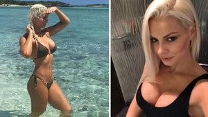 Diva Maryse'in çıplak fotoğrafları internete sızdı