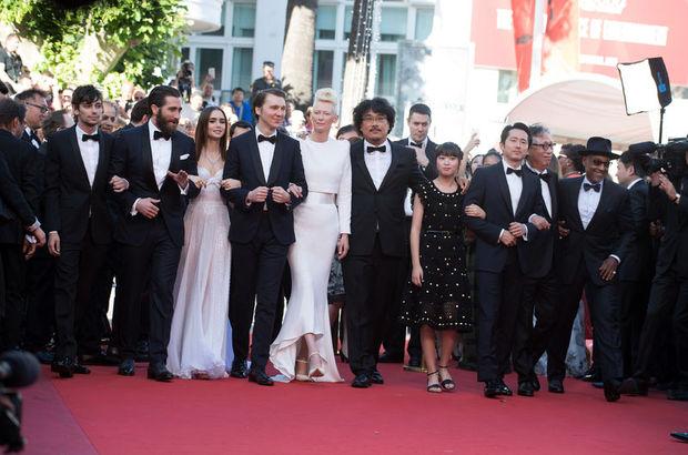 70. Cannes Film Festivali'nde Netflix protestosu