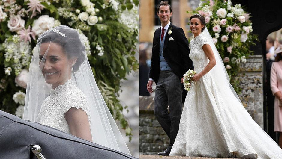 Dünyanın en ünlü baldızı evlendi!