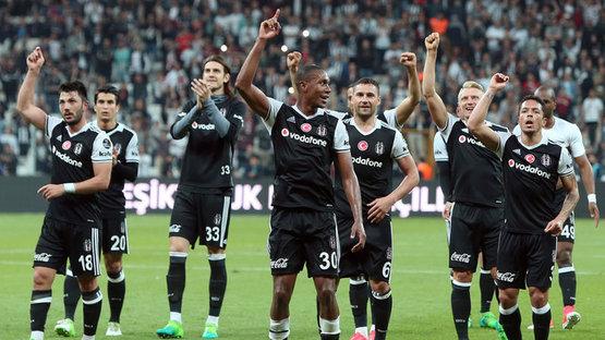 Beşiktaş üçüncü yıldıza koşuyor