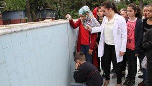 Samsun'da matematik öğretmeninin sıra dışı öğretme tenkiği