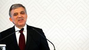 Abdullah Gül AK Parti Kongresi'ne mesaj gönderdi