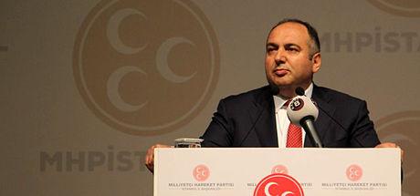 MHP İstanbul İl Kongresi tek adayla yapıldı